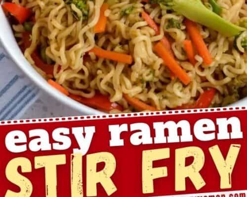 Ramen Stir Fry